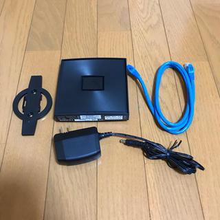 アイオーデータ(IODATA)のWi-Fiルーター WN-SX300GR/E(PC周辺機器)