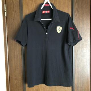フェラーリ(Ferrari)のフェラーリ×プーマ コラボ ポロシャツ(ポロシャツ)