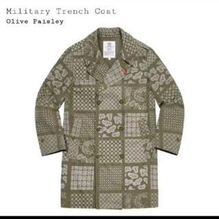 シュプリーム(Supreme)のSupreme Military Trench Coat(トレンチコート)