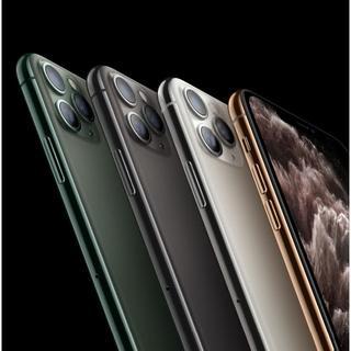 Phone11Pro 512GB ミッドナイトグリーン[新品]SIMフリー(スマートフォン本体)