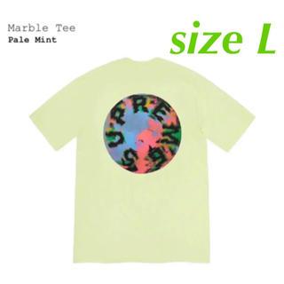 シュプリーム(Supreme)の【 Lサイズ】Supreme marble tee(Tシャツ/カットソー(半袖/袖なし))