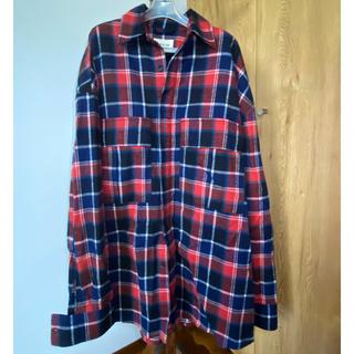 フィアオブゴッド(FEAR OF GOD)のfear of god plaid flannel shirts 6th M(シャツ)