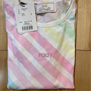 レディー(Rady)のTシャツ【新品】(Tシャツ/カットソー(半袖/袖なし))