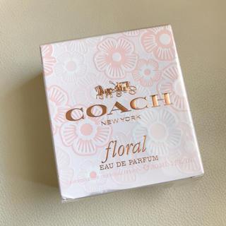コーチ(COACH)のコーチ★フローラルオードパルファム(香水(女性用))