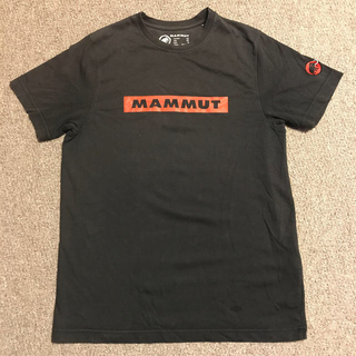 マムート(Mammut)のマムート Tシャツ メンズ アジアS 黒(登山用品)