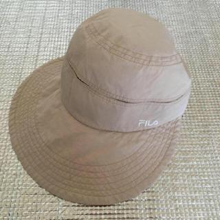 フィラ(FILA)のフィラレディース帽子値下げ不可(ハット)