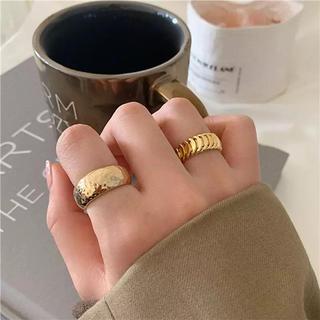 エンフォルド(ENFOLD)の2点セットデザインゴールドリング♡(リング(指輪))