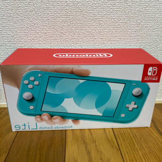 Nintendo Switch  Lite ターコイズ 4台 アレン様専用(家庭用ゲーム機本体)