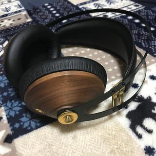 MEZE 99 CLASSICS WALNUT GOLD 美品(ヘッドフォン/イヤフォン)