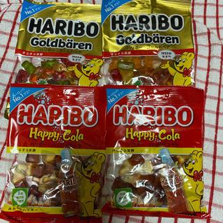 ゴールデンベア(Golden Bear)のハリボーグミ80グラム 4袋(菓子/デザート)