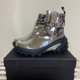 ジョンローレンスサリバン(JOHN LAWRENCE SULLIVAN)のALYX LOW BUCKLE BOOT W FIXED SOLE 43(ブーツ)