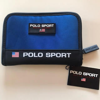 ラルフローレン(Ralph Lauren)のポロスポーツ   財布(折り財布)