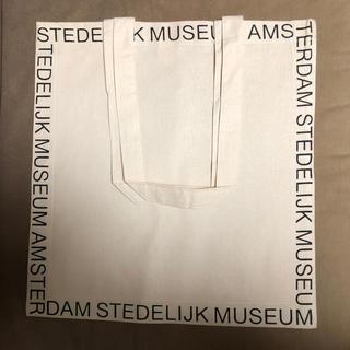 ヤエカ(YAECA)のアムステルダム市立美術館オリジナルエコバッグ トートバッグ (8)(エコバッグ)