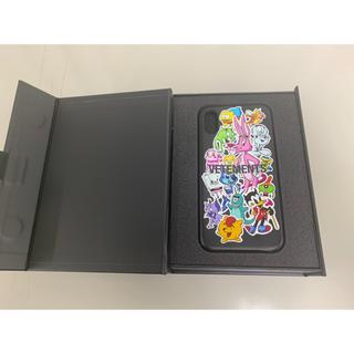 オフホワイト(OFF-WHITE)のVETEMENTS iPhone xs ケース エディターズノート 新品 未使用(その他)