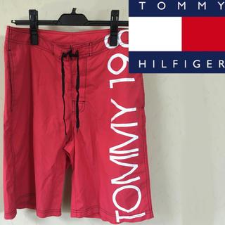 トミーヒルフィガー(TOMMY HILFIGER)の90's TOMMY HILFIGERトミーヒルフィガー ハーフパンツ (ショートパンツ)