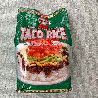 コストコ(コストコ)の沖縄ホーメル コストコ タコライス 4食セット(レトルト食品)