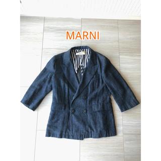 マルニ(Marni)のMARNI デニムジャケット(Gジャン/デニムジャケット)