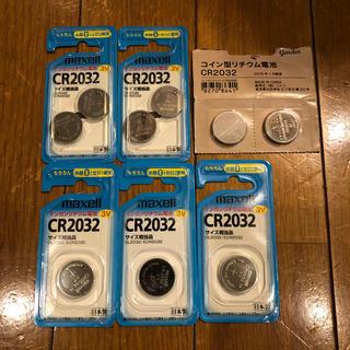 マクセル(maxell)ののり777様専用、リチウム電池 CR2032(その他)
