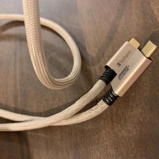 アイオーデータ(IODATA)の強靭ケーブル USB 3.1 Gen 2 100cm(PC周辺機器)