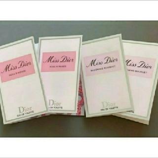 クリスチャンディオール(Christian Dior)のミスディオール ローズ&ローズ  ブルーミングブーケ サンプル(その他)