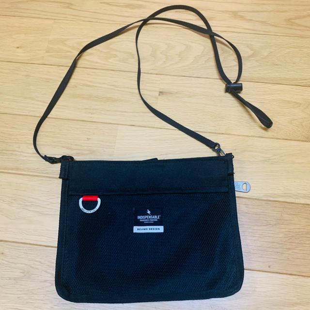 BEAMS(ビームス)のBEAMSサコッシュ  メンズのバッグ(ショルダーバッグ)の商品写真
