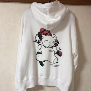 アンダーカバー(UNDERCOVER)のUNDERCOVER hoodie(パーカー)