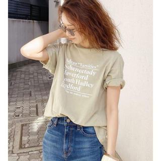 アングリッド(Ungrid)のUngrid♡cityロゴT(Tシャツ(半袖/袖なし))