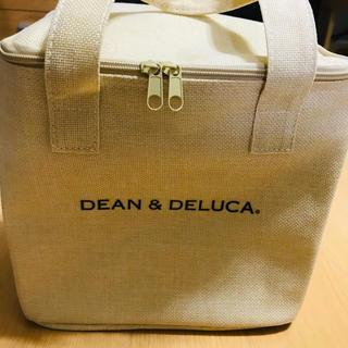 ディーンアンドデルーカ(DEAN & DELUCA)のGROW付録DEAN &DELUCAリネン風保冷バッグ(その他)