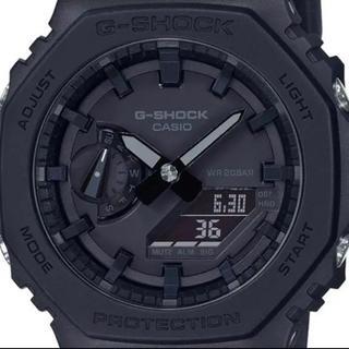 ジーショック(G-SHOCK)の★新品未使用★ GA-2100-1A1JF G-SHOCK(腕時計(デジタル))