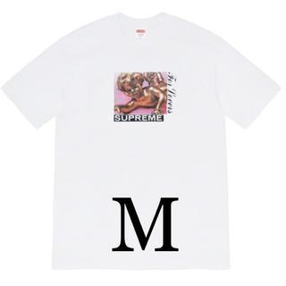 シュプリーム(Supreme)のM Supreme Lovers Tee 白(Tシャツ/カットソー(半袖/袖なし))