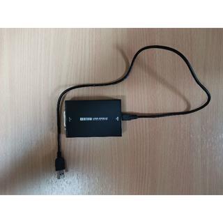 アイオーデータ(IODATA)の I-O DATA USBグラフィックアダプター USB-RGB/D(PC周辺機器)