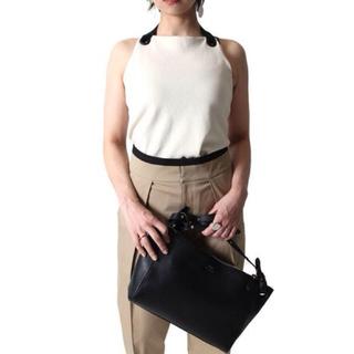 アメリヴィンテージ(Ameri VINTAGE)のLiviana conti ノースリーブ¥45,000(シャツ/ブラウス(半袖/袖なし))