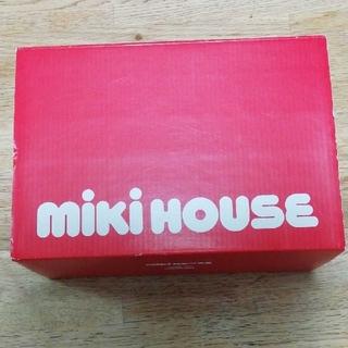 ミキハウス(mikihouse)のミキハウス キッズ 靴箱&紙袋(ショップ袋)