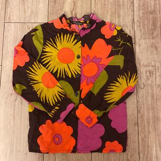 マリメッコ(marimekko)のmarimekko マリメッコ シャツ 100(Tシャツ/カットソー)