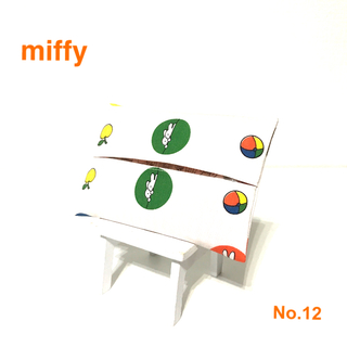 ☆ミッフィ–☆ No.12  ポケットティッシュケース(外出用品)