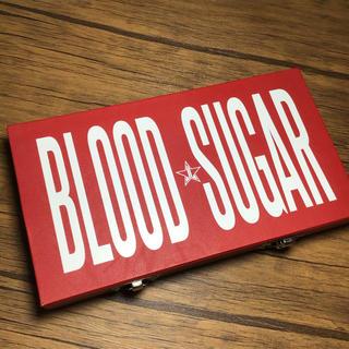 セフォラ(Sephora)のJEFFREE STAR   ジェフリースター Blood sugar(アイシャドウ)