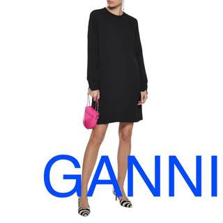 バーニーズニューヨーク(BARNEYS NEW YORK)のganni ガニー byfar Cecilie Bahnsen ROTATE(ミニワンピース)