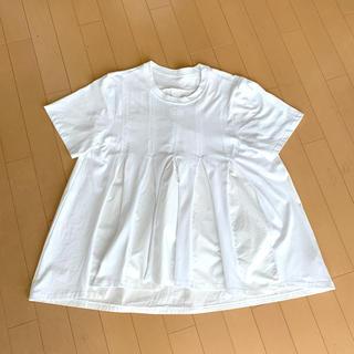 フレイアイディー(FRAY I.D)の売り切りsale❗️新品 異素材シャツ(Tシャツ(半袖/袖なし))
