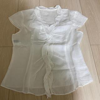 ニジュウサンク(23区)のブラウス♡23区(シャツ/ブラウス(半袖/袖なし))
