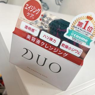 DUO クレイジングバーム 90g(クレンジング/メイク落とし)