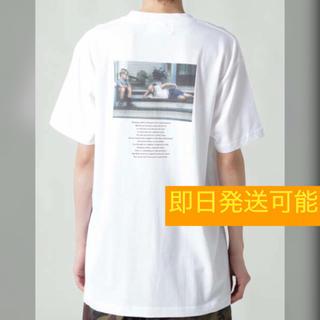 ローズバッド(ROSE BUD)のROSE BUD Tシャツ CREOLME 新品タグ付き フリーサイズ 送料込(Tシャツ(半袖/袖なし))
