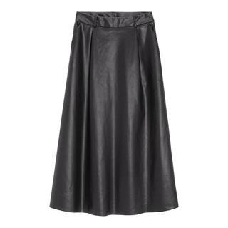 ジーユー(GU)の即日発送❣️ GU レザースカート(ロングスカート)