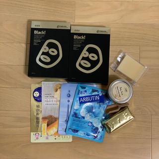 サボン(SABON)のSABON サボン 韓国フェイスマスク パック 無添加石鹸 セット(パック/フェイスマスク)