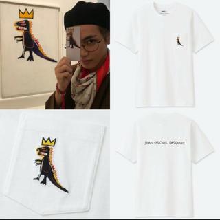 ボウダンショウネンダン(防弾少年団(BTS))のUNIQLO/ バスキア コラボTシャツ XL(Tシャツ/カットソー(半袖/袖なし))