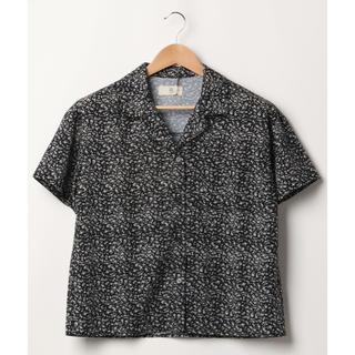 アルピーエス(rps)のrps 開襟シャツ (シャツ/ブラウス(半袖/袖なし))