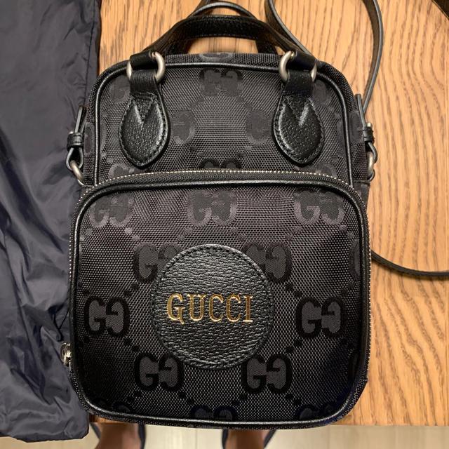 Gucci(グッチ)の美品⭐︎ Gucci Off The Grid ショルダーバッグ⭐︎ メンズのバッグ(メッセンジャーバッグ)の商品写真