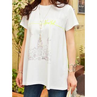 チェスティ(Chesty)のChesty ニューヨークTシャツ(Tシャツ/カットソー(半袖/袖なし))