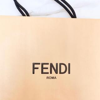 フェンディ(FENDI)のFENDI フェンディ ショップ袋 ショッパー(ショップ袋)