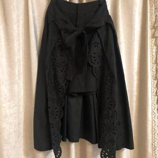 リリーブラウン(Lily Brown)のリリーブラウン  スカート ショートパンツ(ひざ丈スカート)