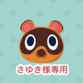 ニンテンドウ(任天堂)のどうぶつの森 amiibo カード さゆき様専用(その他)